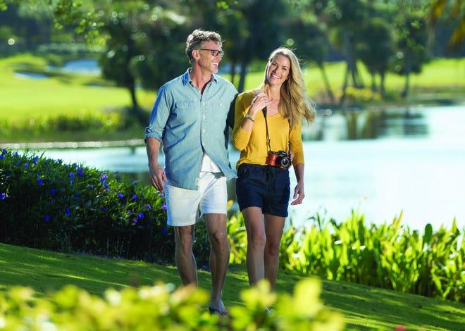 Escape, explore and enjoy the shores of the Gulf coast in Naples, Florida.