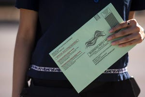 A federal appeals court said Thursday it would not move back the deadline for mail ballots from the Navajo Nation.