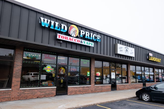 Wild Price Tobacco has opened at 5285 Lapeer Road in Kimball. The store offers tobacco, vapes, cigars, CBD and other smoking products.