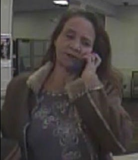 The State Police in Dover Plains are still attempting to locate the pictured subject in regards to a grand larceny investigation.