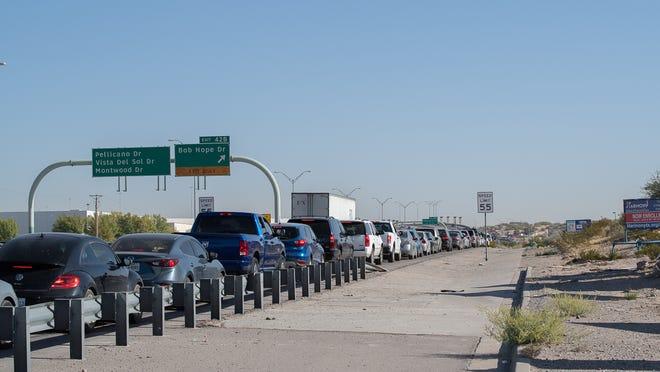 El Paso, Texas, curfew installed as COVID-19 patients flood hospitals