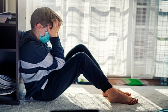 Children are resilient but sometimes they show us signs of stress that they need help coping.