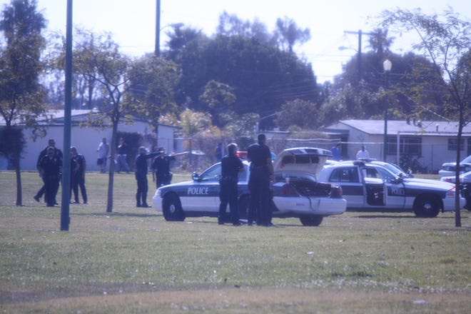 A new law called Senate Bill 1421 allowed the public to read internal investigation records of Oxnard Police Officer Roger Garcia's shooting of a suicidal woman brandishing a fake gun on Feb. 5, 2014.