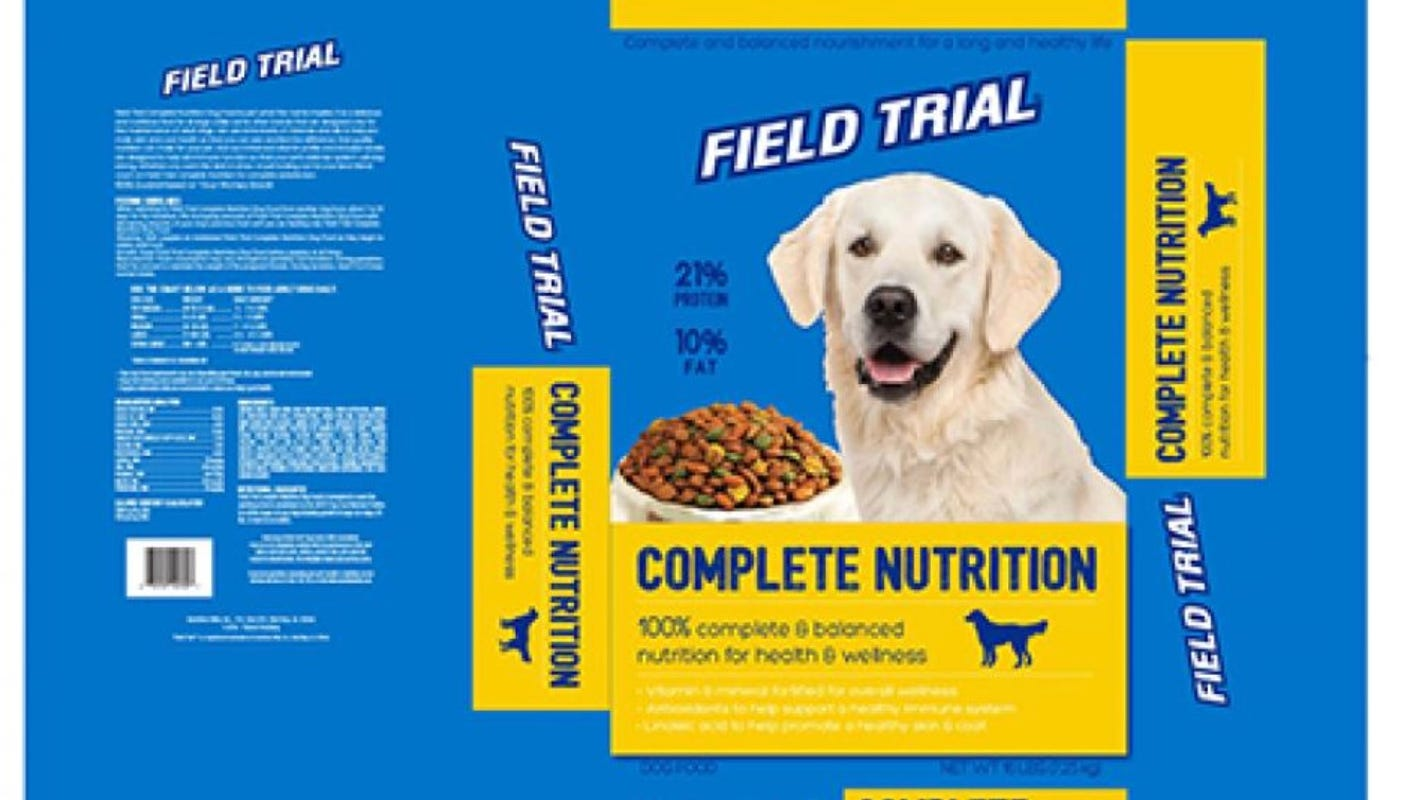 An update for pet owners: More brands of dog food recalled because the... image