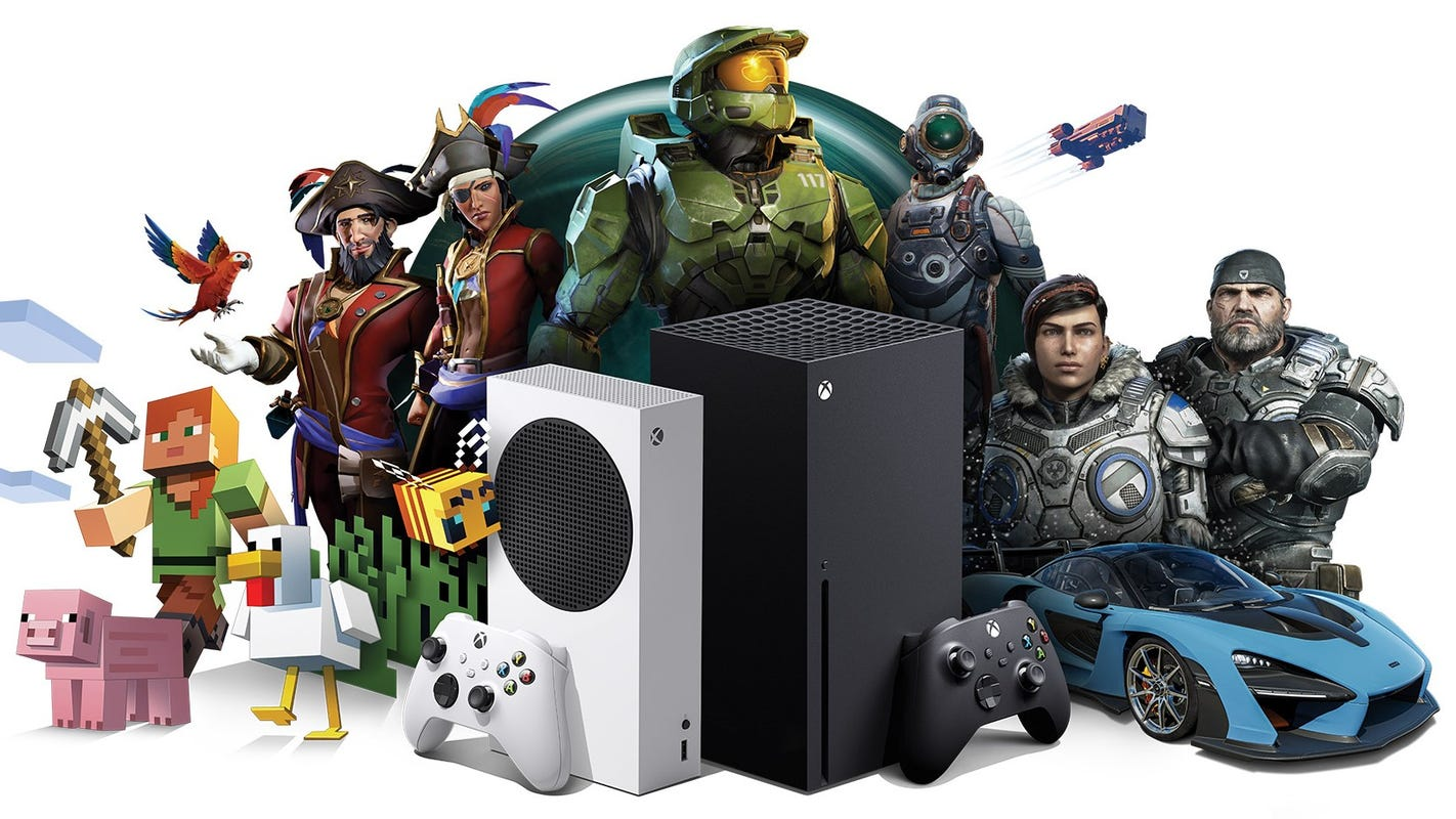 Prime Day 2020 The Best Deals On Xbox Series X Games Accessories And More