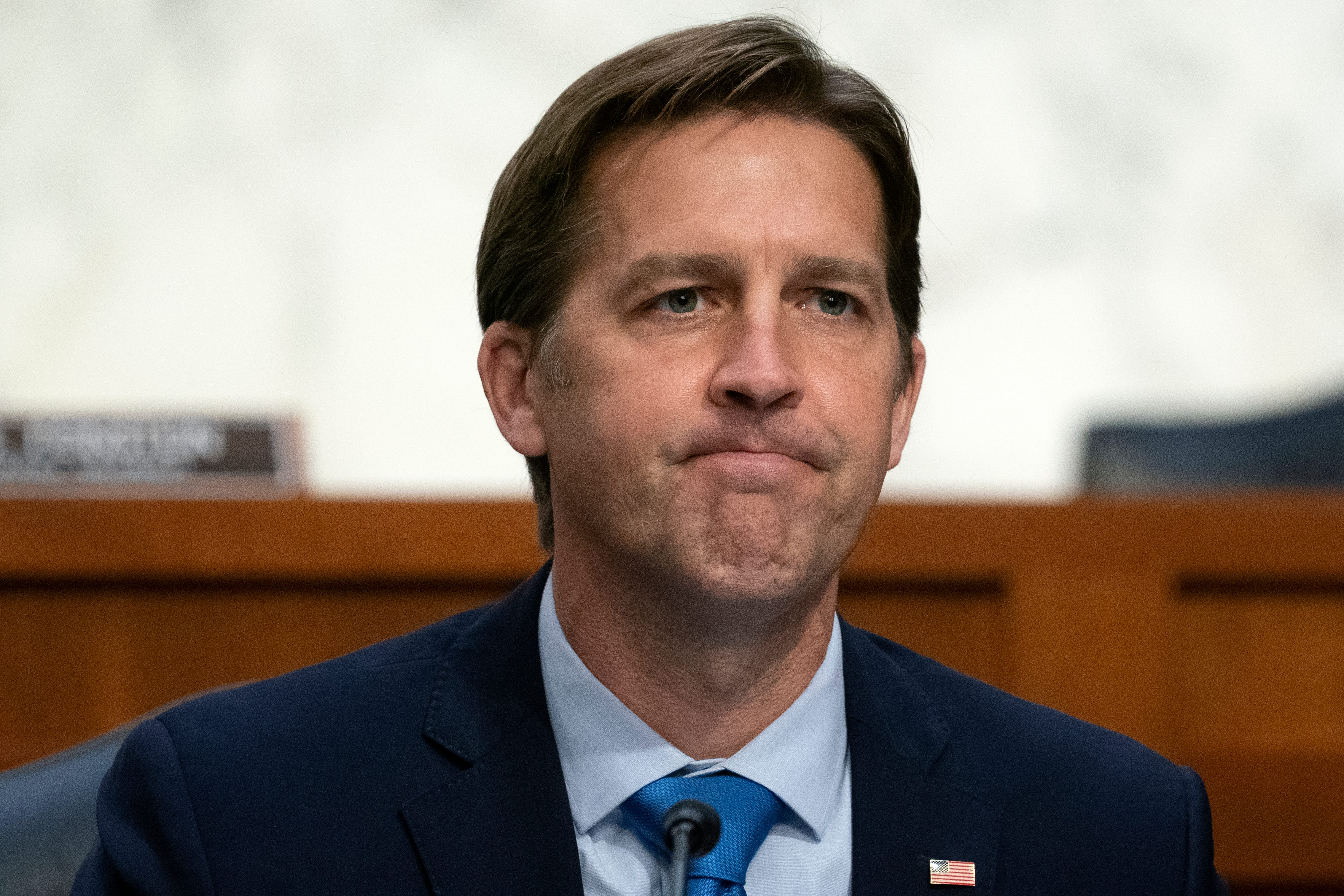 Trump, Ben Sasse feud over senator's repeated attacks during election