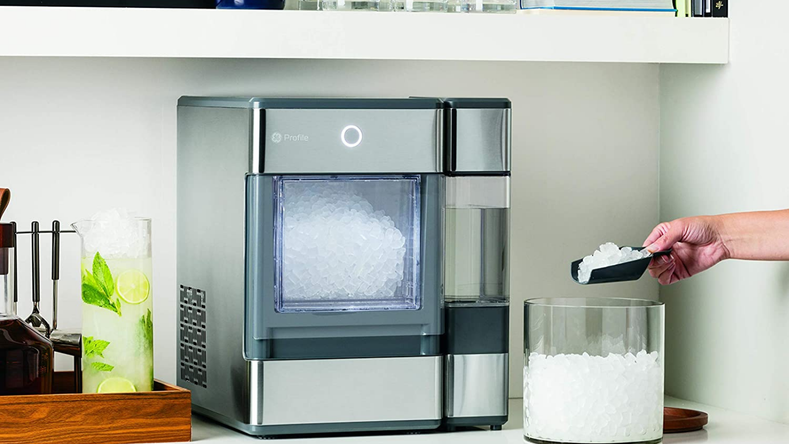Prime Day 2020 The Popular Ge Profile Opal Nugget Ice Maker Is On Sale