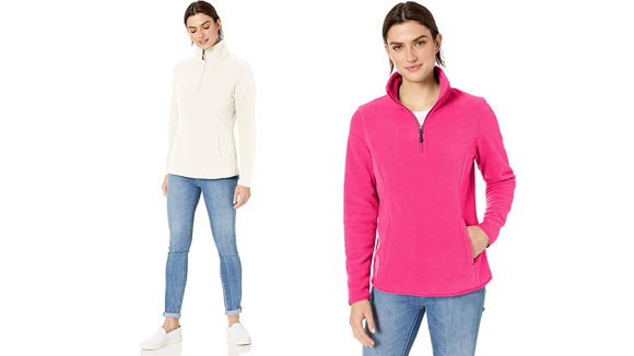 Amazon Prime Day 2020: Amazon Essentials Quarter Zip