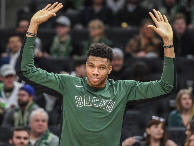 2019-20: Giannis Antetokounmpo, Milwaukee Bucks (second)