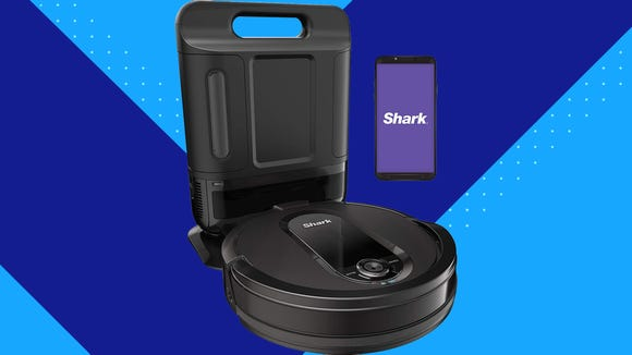 Amazon Prime Day 2020: the Shark RV1001AE is a fine entry-level robot vacuum