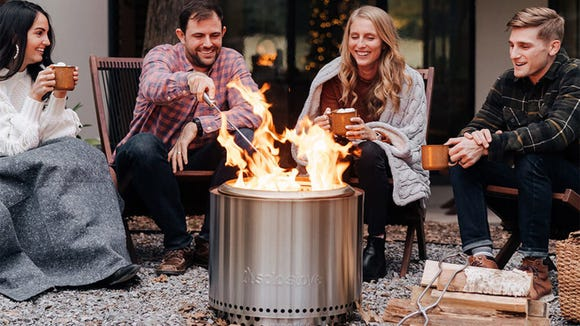 Cozy season is upon us, and these firepits are perfect for it.