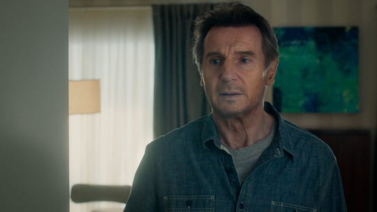 Honest Thief Liam Neeson On The Best Way To Give Kate Walsh Bad News And Fighting Without Pain Flipboard