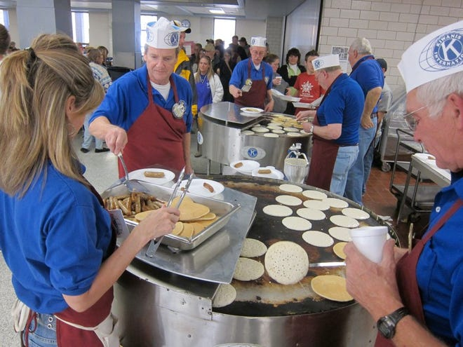 The Alliance Kiwanis Club's popular Pancake Jamboree has been postponed until next year as a result of the coronavirus pandemic. The event in November would have been the group's 63rd breakfast.