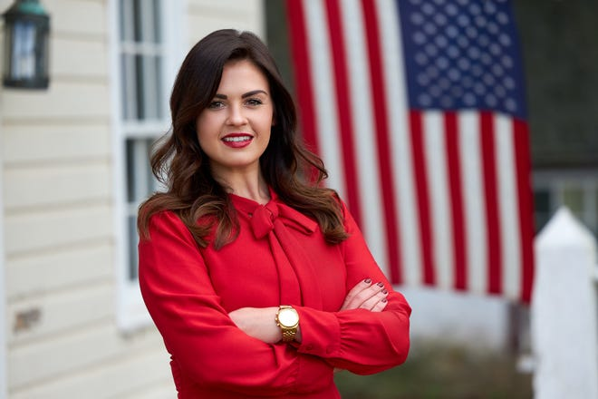 Republican incumbent Kathleen KC Tomlinson is seeking a full term representing the 18th District of the Pennsylvania House.