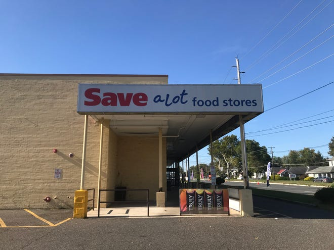 The Save A Lot location in Burlington Township.