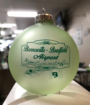 The limited-edition collectible ornament may be purchased at the chamber office at 130 West Main Street during regular hours of 9 a.m. to 3 p.m. Monday through Tuesday and Thursday through Friday.