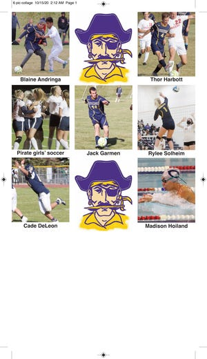 Pirates of the Week