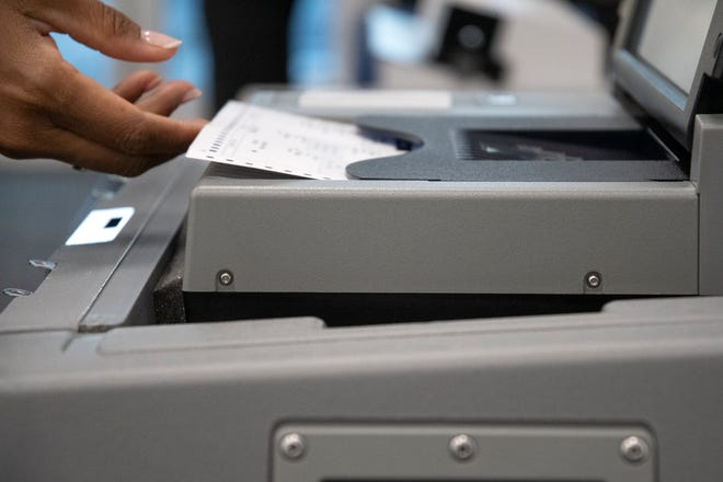 More and more ballots are pouring through the machines in early voting. Three records have fallen already, one is poised to go down in a day and yet another two could be in range as election day is less than a week away.