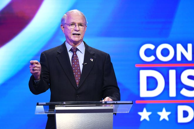 U.S. Rep. John Rutherford said Friday he will object Wednesday to certifying the Electoral College results that made Joe Biden the president-elect in his win over President Donald Trump.