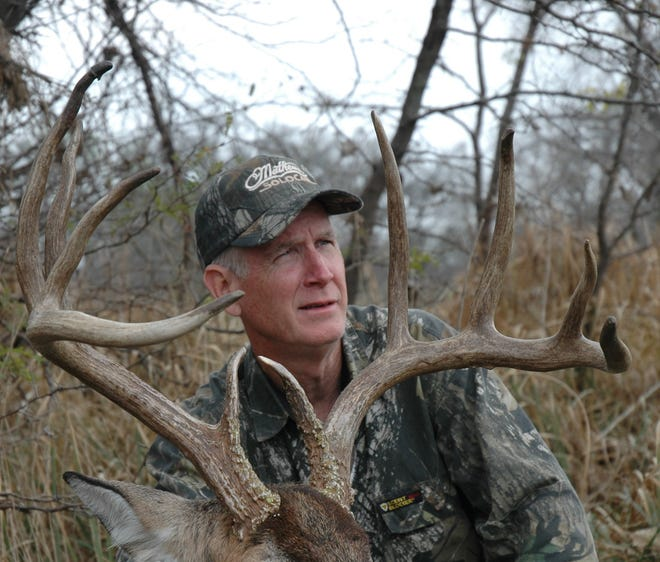 A conversation with longtime Texoma Ducks Unlimited worker Jim Lillis  is just as likely to center around big bow bucks as it is migrating ducks here in the Red River Valley.