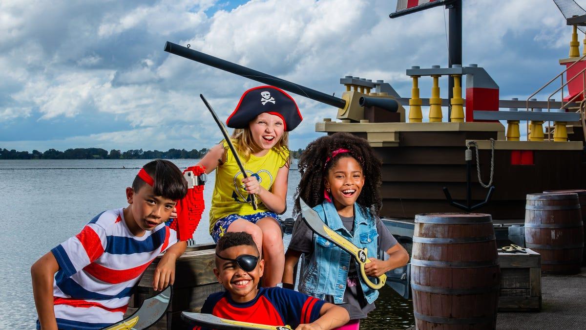 Legoland unveils promotions, batch of new shows