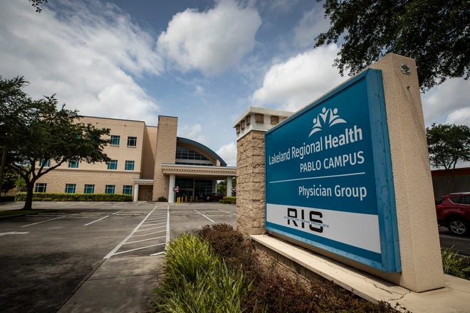 Lakeland Regional Health's respiratory care center opened in April at its Pablo Street facility. It has since moved to the main campus and will be shut down. The facility on Pablo Street will become an urgent care facility as of Monday, and will be one of the sites offering a rapid COVID test.