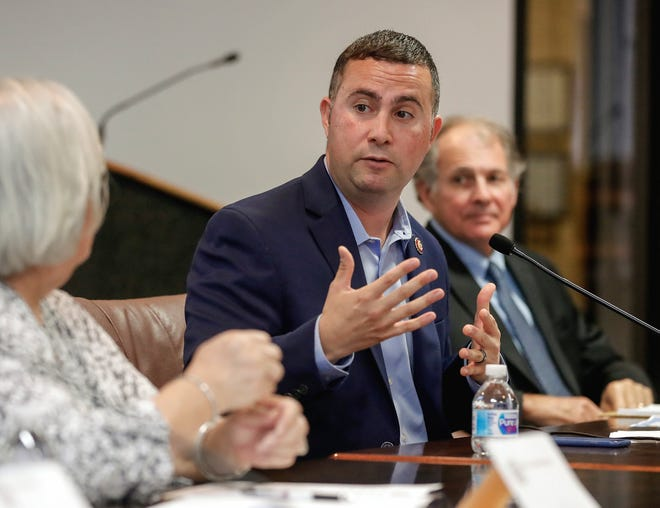 Congressman Darren Soto is the only Democrat now representing Polk County at the state or federal level.