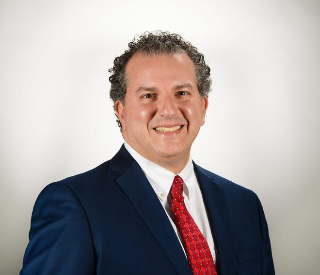 Florida Chief Financial Officer Jimmy Patronis