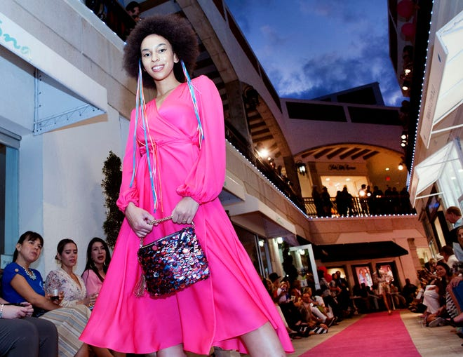 Because of the coronavirus pandemic, many events including fashion shows are on hold or cancelled.  [Meghan McCarthy/palmbeachdailynews.com]