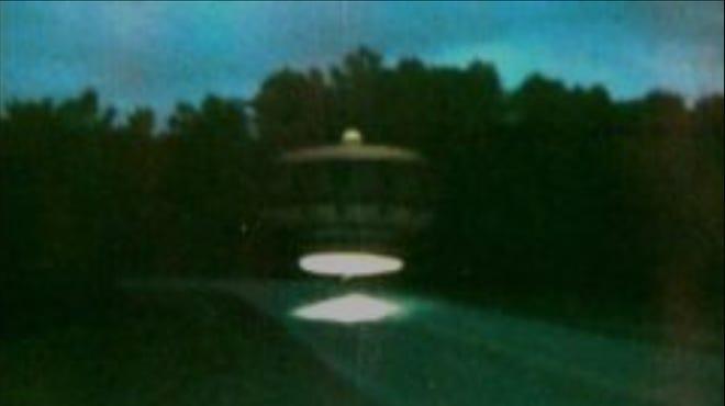 The Gulf Breeze UFO sighting