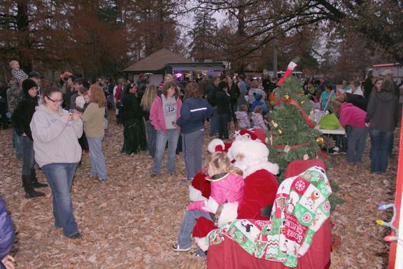 Pratt's annual Christmas in the Park event will look different this year than that of year's past, because of coronavirus safety precautions, which discussed last week at the Pratt City Commission meeting.