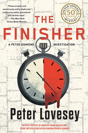 """The Finisher"" by Peter Lovesey"