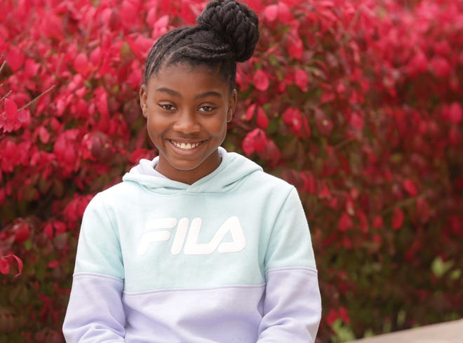 Denasia Adams is The Independent's Kid of Character for October.