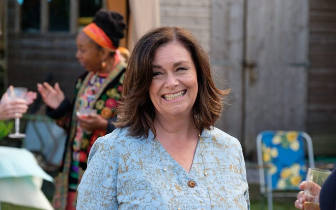 """Dawn French stars as the title role in the U.K. import """"The Trouble With Maggie Cole."""""""