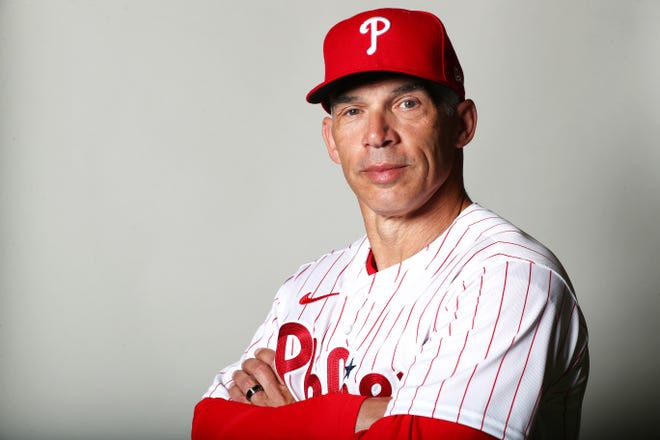 Phillies manager Joe Girardi will give the keynote address at the 10th annual Katz JCC Sports Award Dinner on Nov. 2.