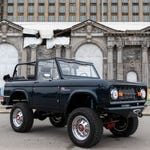 Vintage Ford Bronco SUVs rebuilt transformed — with prices up to ...