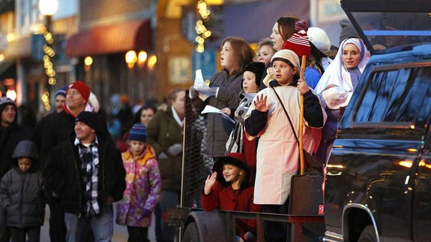 Fond du Lac's annual Christmas parade canceled this year due to COVID-19 concerns