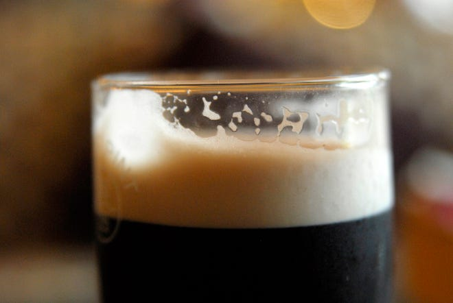 Looking for the taste of fall in your next beer? Check out Maxline Brewing's Oatmeal Stout.