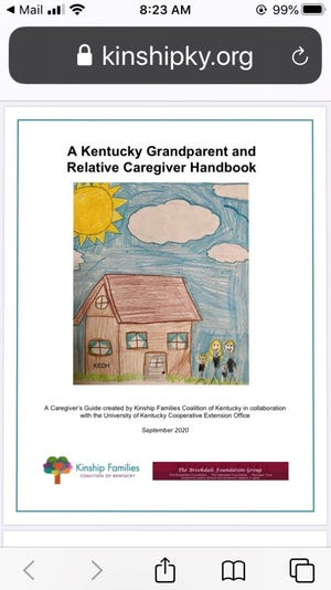 """A new, free handbook offers resources, advice for grandparents, other relatives providing """"kinship"""" care for children"""