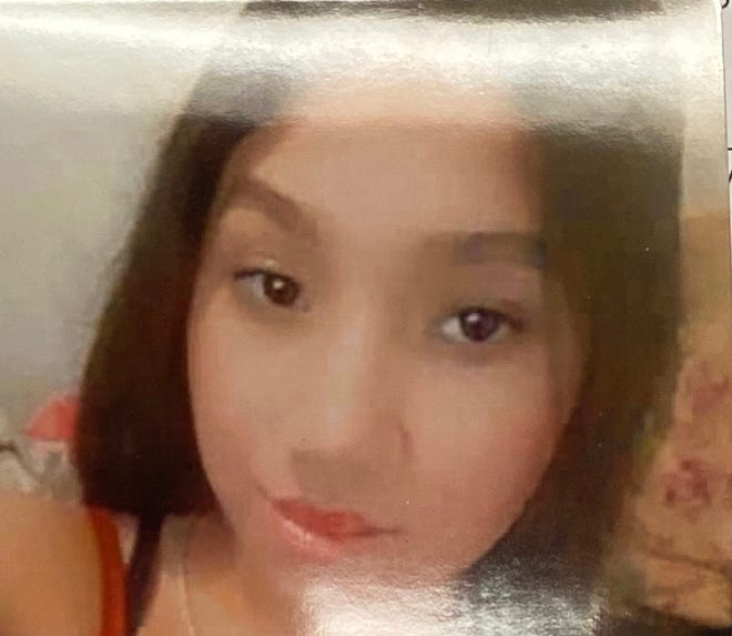 Las Cruces police are looking for Edaly Escobedo, 13, who was last seen Oct. 13 at about 7:30 p.m. She is considered missing and endangered.