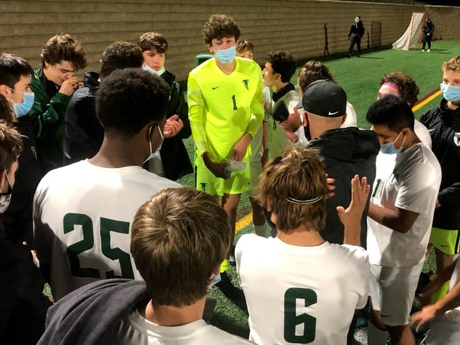 Groves soccer pulls out the first-round win against Seaholm.