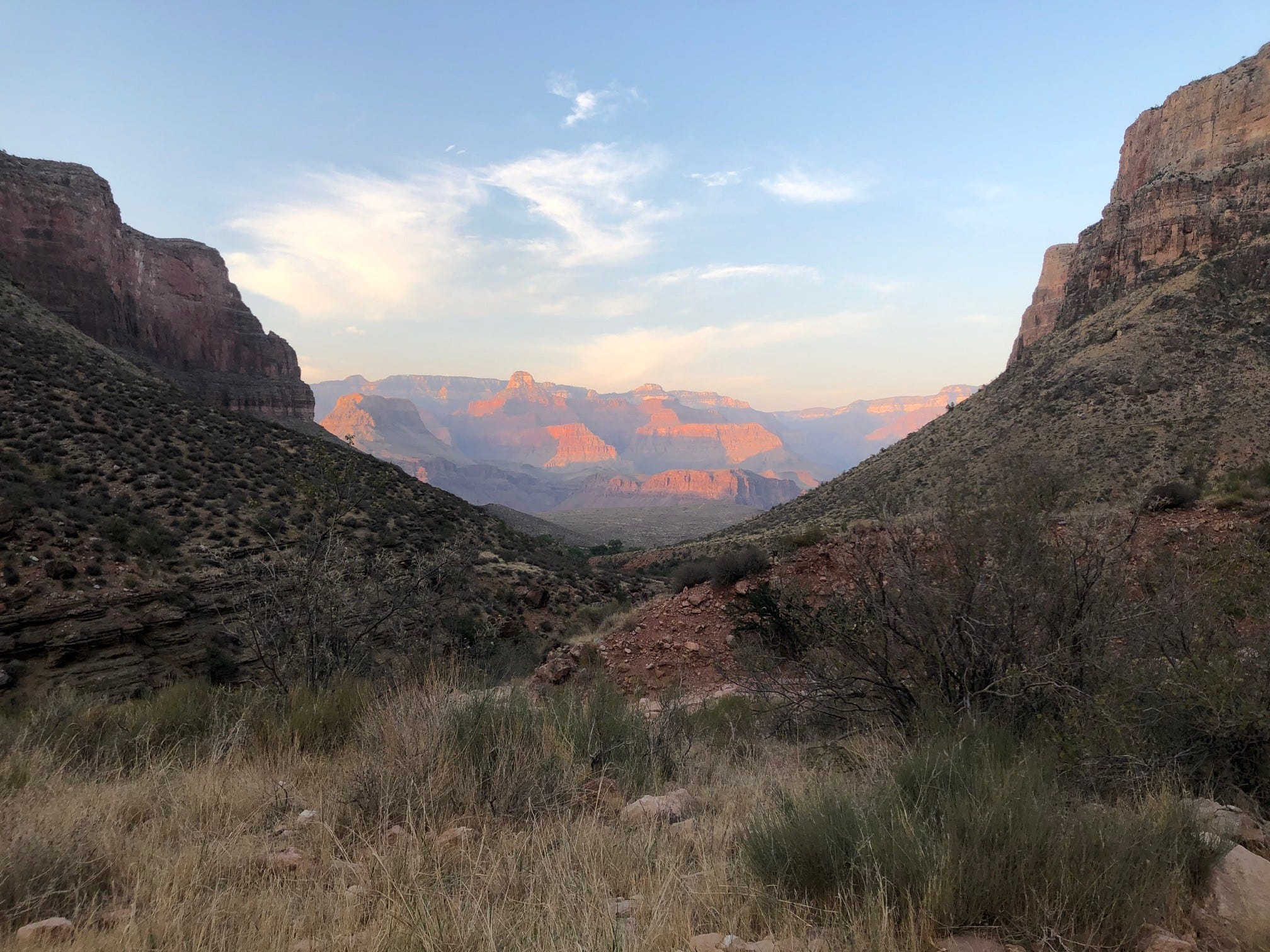 Looking for a grand escape? I hiked Grand Canyon rim to rim. Here's what it's like