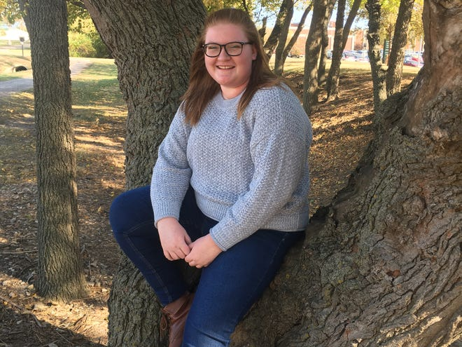 Ronnae Gordon, 20, is still recovering after she contracted COVID-19 in August. The Northwest Missouri State University student said she got sepsis and spent two days in the hospital.