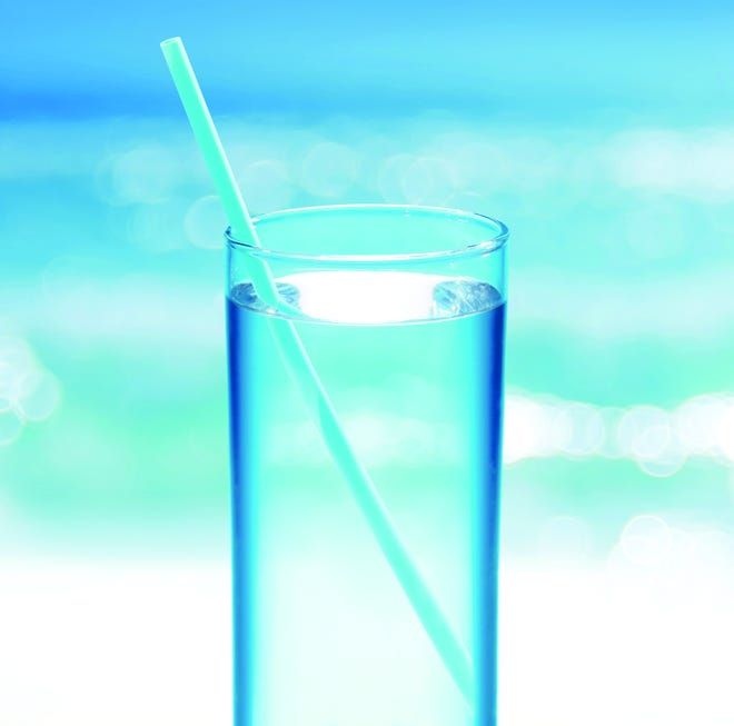 WinCup's biodegradable drinking straws.