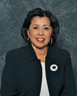 """Patricia """"Patsy"""" Mendoza, candidate for Canutillo ISD Board of Trustees, District at Large"""