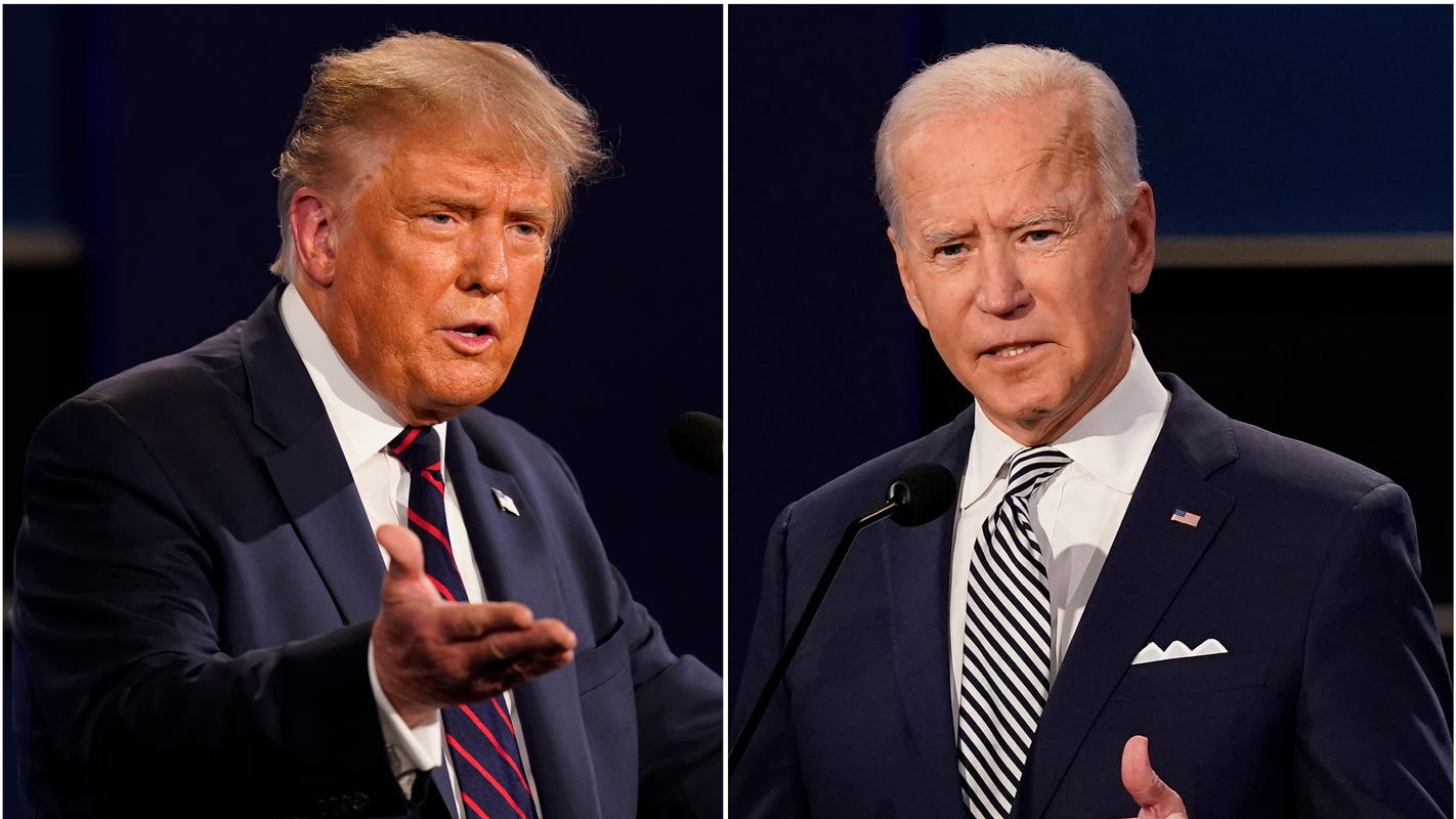 Poll: Biden holds small lead over Trump with Latino voters in pivotal Florida; lead grows in other battlegrounds