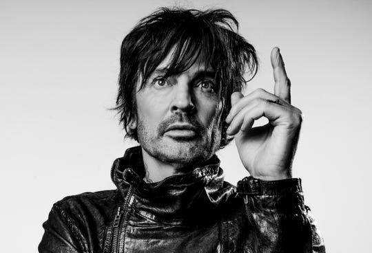 Tommy Lee, 58, is releasing his third solo album,