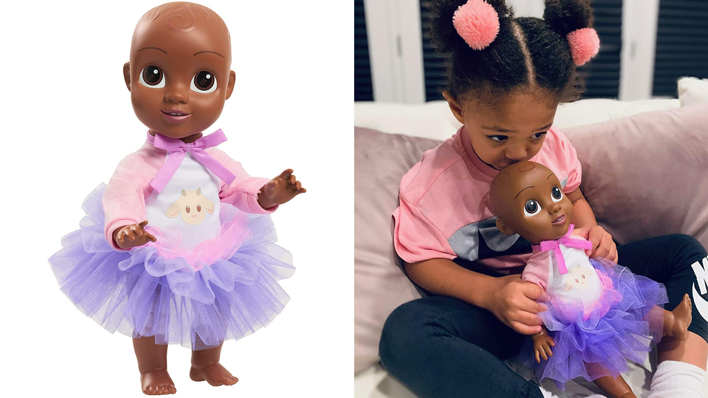You can finally buy Serena Williams' daughter's famous Qai Qai doll on Amazon