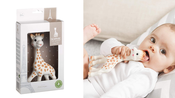 Best gifts on Amazon: Sophie the Giraffe