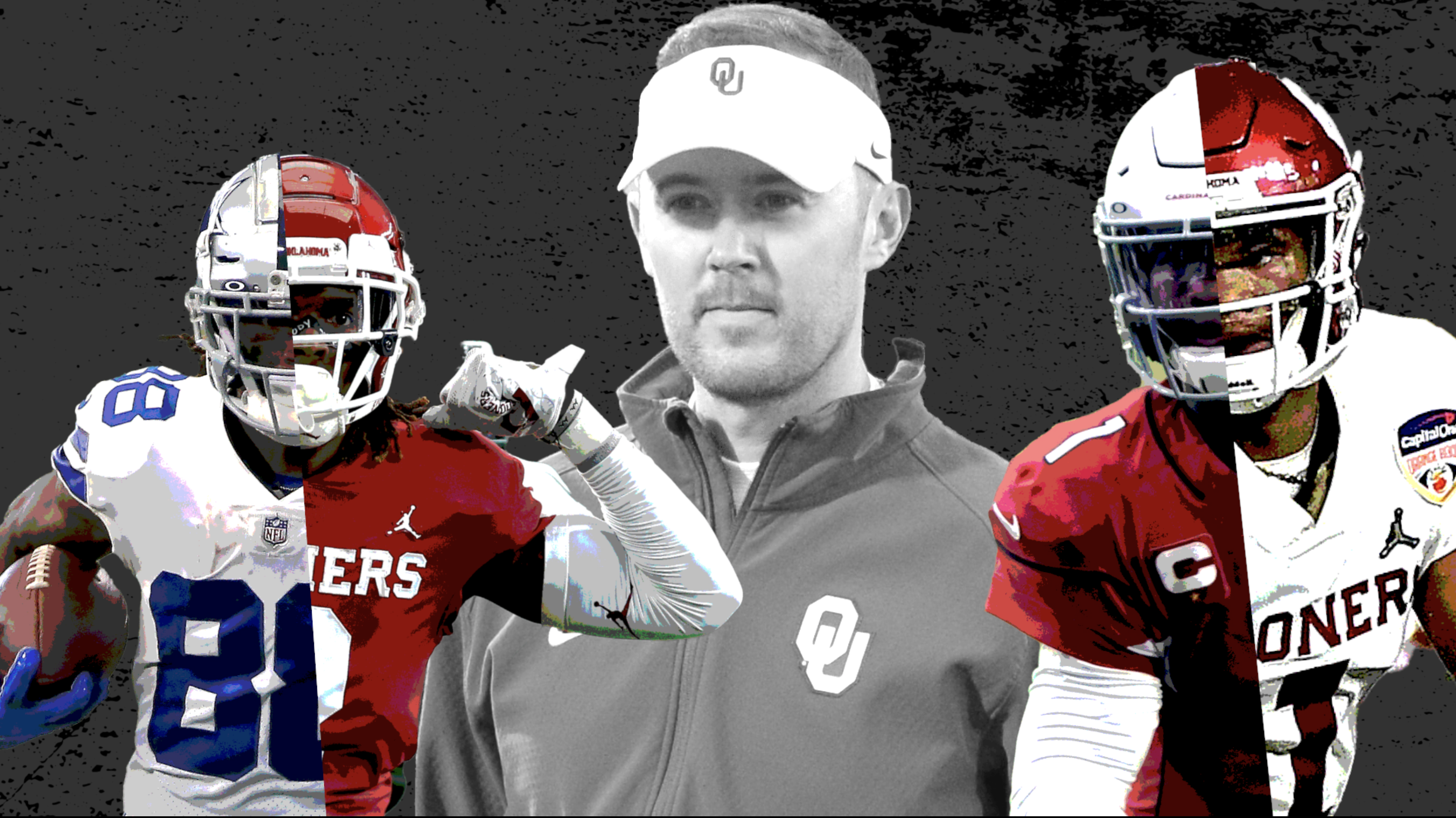 Lincoln Riley explains CeeDee Lamb, Kyler Murray's early NFL success: 'Moment's not too big'